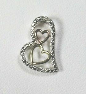 Pegasus Gold Heart